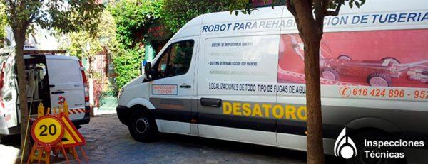 empresa desatoros Estepona