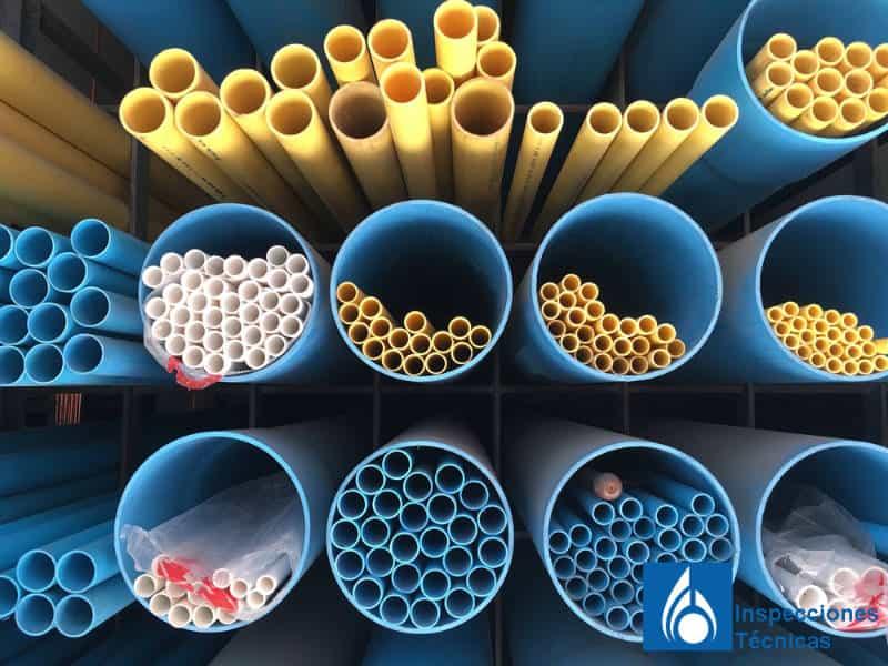 tuberías de agua potable pvc